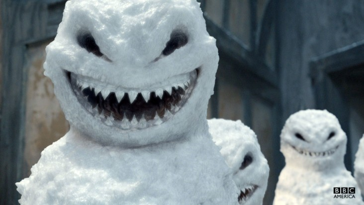 Doctor Who Evil Snowmen