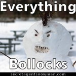 everything bollocks